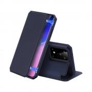 Toc DuxDucis X-Skin Samsung S20 Ultra Albastru