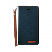 Toc Mercury Canvas Apple Iphone 6/6S Albastru