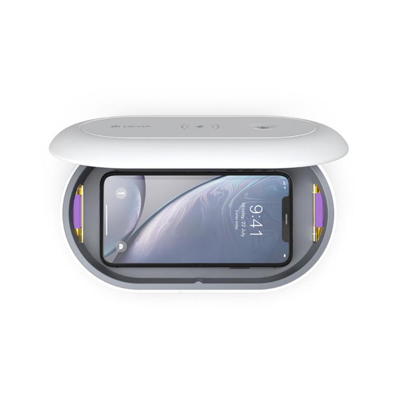 Incarcator Wireless Devia + Dezinfectie