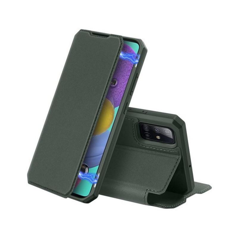 Toc DuxDucis X-Skin Samsung A51 Verde