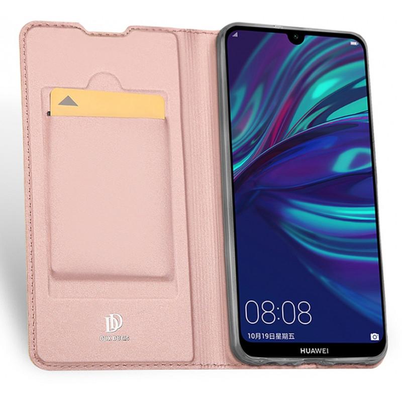 Toc DuxDucis Skin Huawei Y6/2019 Rosegold