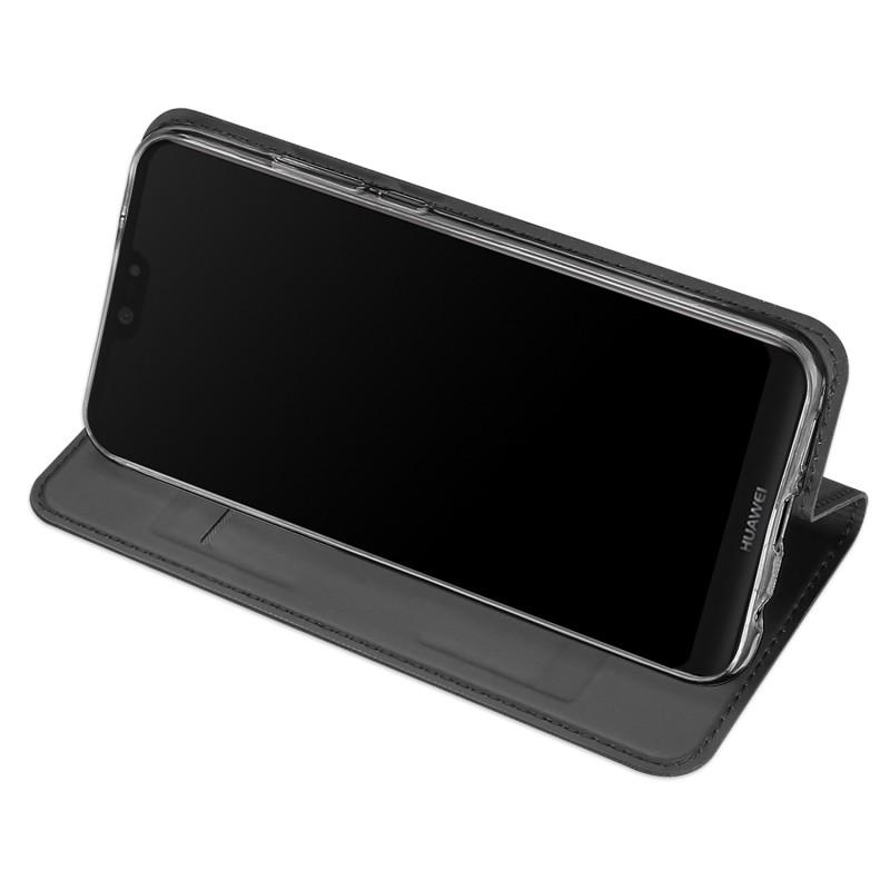 Toc DuxDucis Skin Huawei P20 Lite Negru