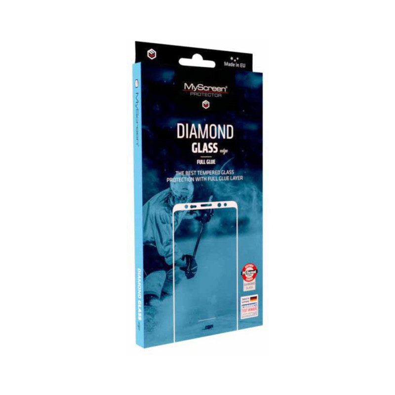 Folie MyScreen DiamondGlass Huawei P20 Lite Negru