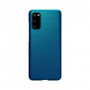 Husa Nillkin Frosted Samsung S20 Albastru