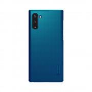 Husa Nillkin Frosted Samsung Note10 Albastru