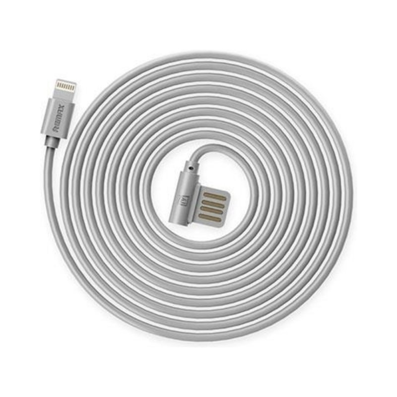 Cablu Remax Rayen Iphone RC-075 Argintiu